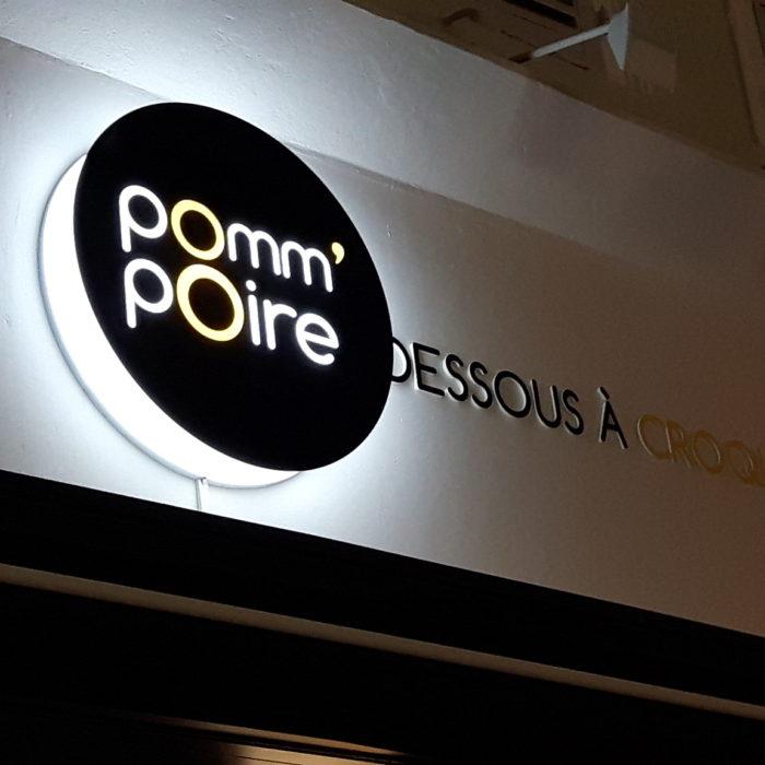 POMME-POIRE